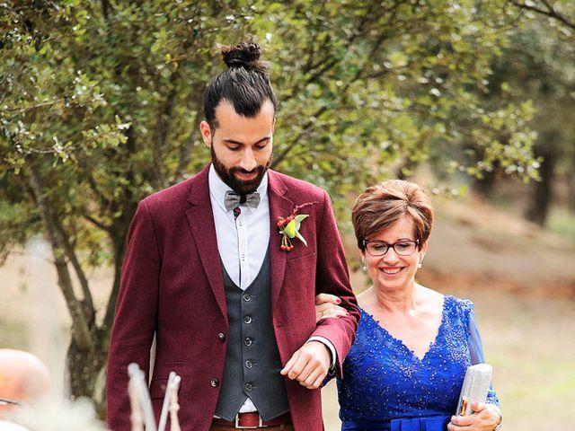 La boda de David y Ela en Llabia, Girona 59