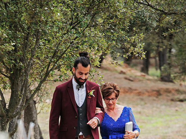 La boda de David y Ela en Llabia, Girona 60