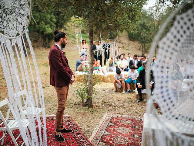 La boda de David y Ela en Llabia, Girona 63