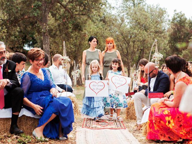 La boda de David y Ela en Llabia, Girona 65