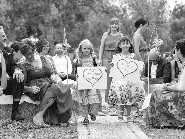 La boda de David y Ela en Llabia, Girona 66