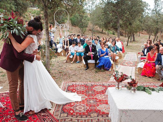 La boda de David y Ela en Llabia, Girona 71
