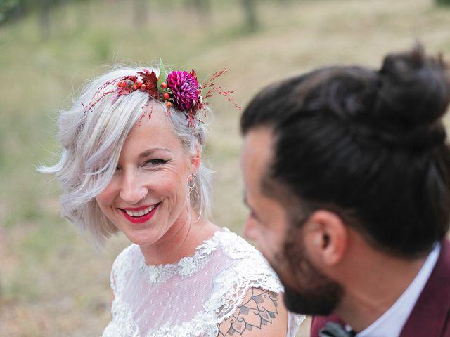 La boda de David y Ela en Llabia, Girona 76