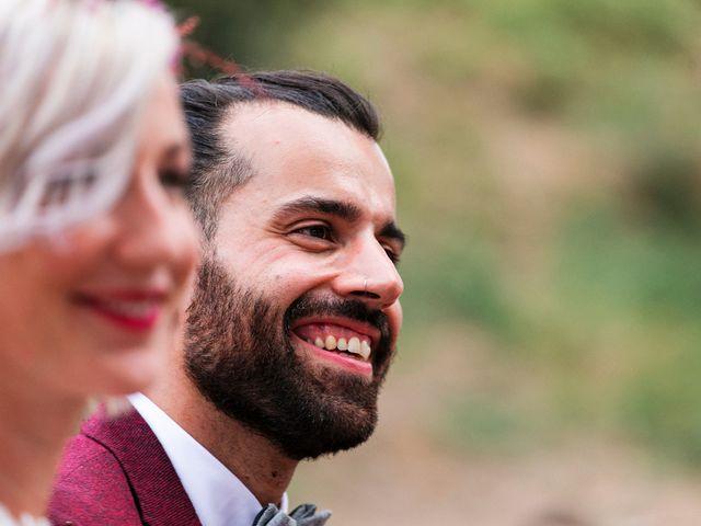 La boda de David y Ela en Llabia, Girona 77
