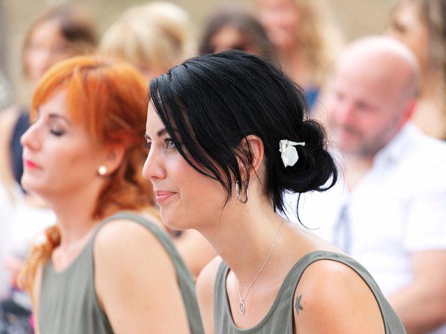 La boda de David y Ela en Llabia, Girona 79