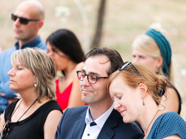 La boda de David y Ela en Llabia, Girona 80
