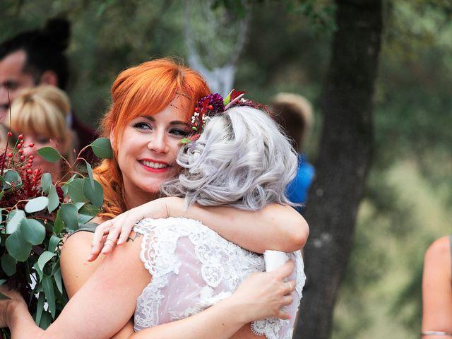 La boda de David y Ela en Llabia, Girona 82