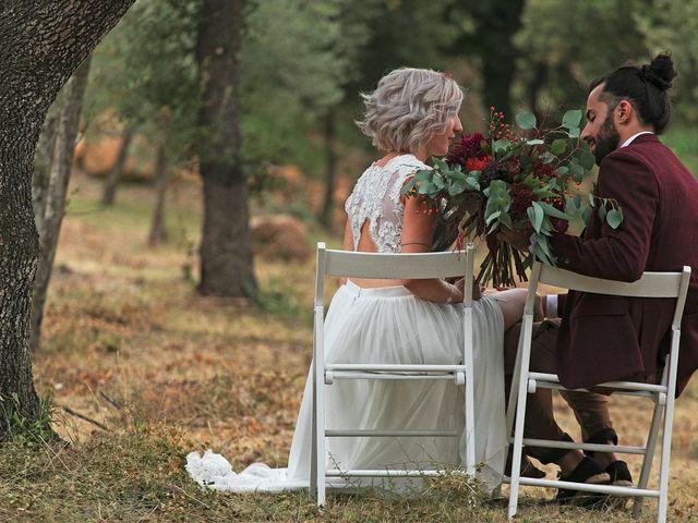 La boda de David y Ela en Llabia, Girona 90