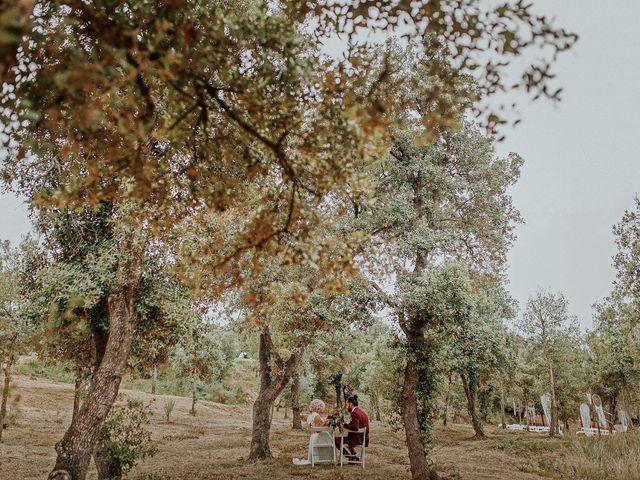 La boda de David y Ela en Llabia, Girona 91