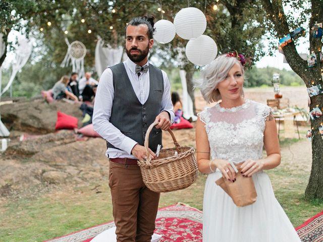 La boda de David y Ela en Llabia, Girona 103