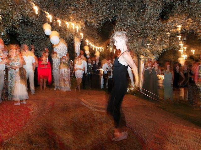 La boda de David y Ela en Llabia, Girona 110
