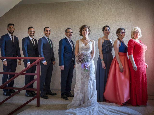 La boda de Raúl y Alba en Bilbao, Vizcaya 1