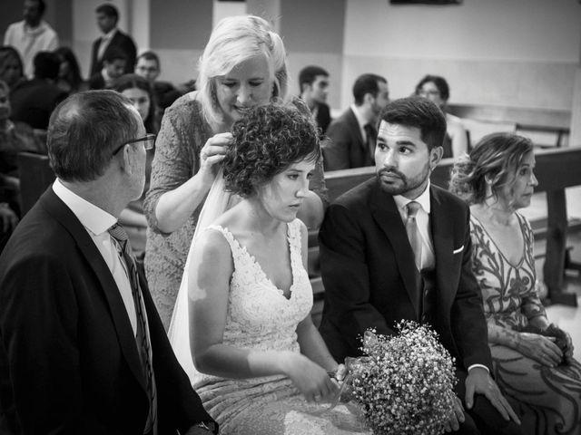 La boda de Raúl y Alba en Bilbao, Vizcaya 16