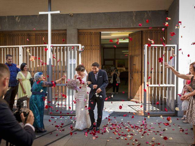 La boda de Raúl y Alba en Bilbao, Vizcaya 19