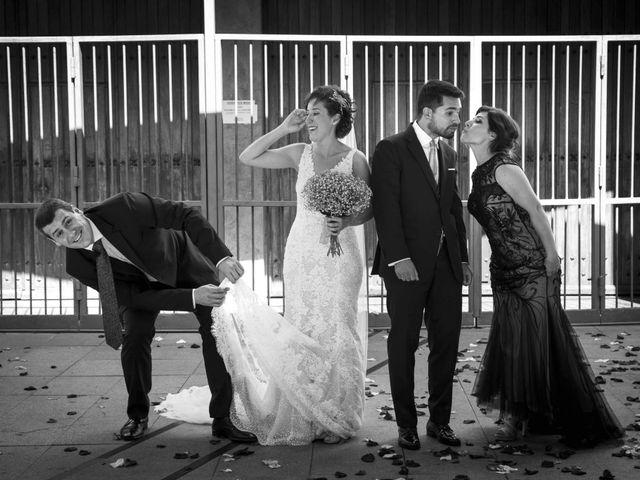 La boda de Raúl y Alba en Bilbao, Vizcaya 20