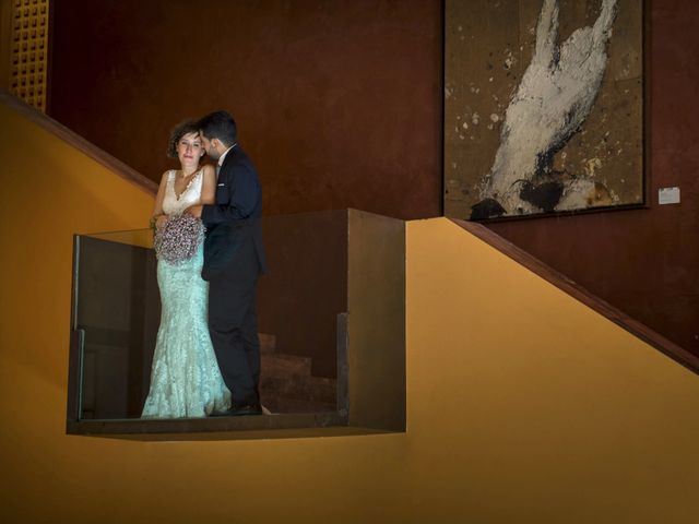 La boda de Raúl y Alba en Bilbao, Vizcaya 31