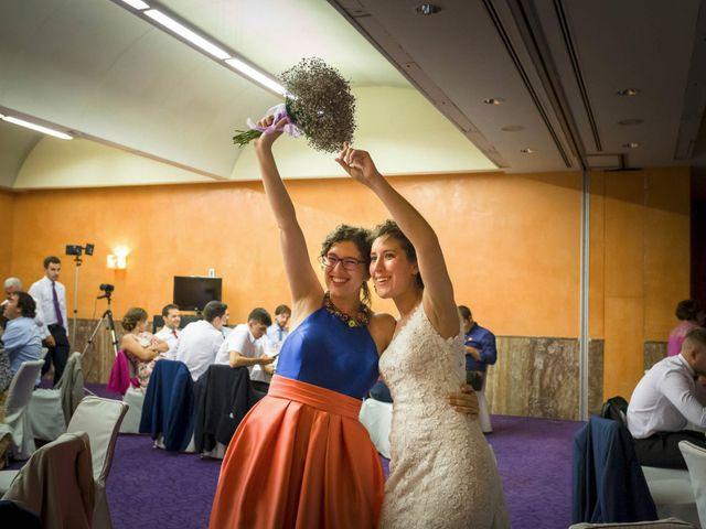 La boda de Raúl y Alba en Bilbao, Vizcaya 43
