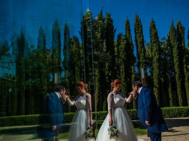 La boda de Pipi y Curro