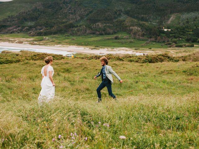 La boda de Fer y María en Ferrol, A Coruña 88