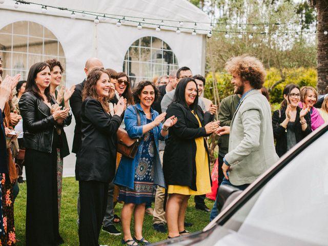 La boda de Fer y María en Ferrol, A Coruña 100
