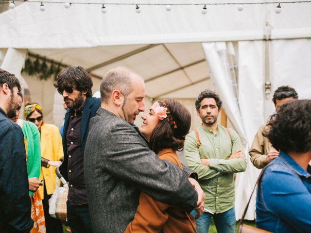 La boda de Fer y María en Ferrol, A Coruña 102
