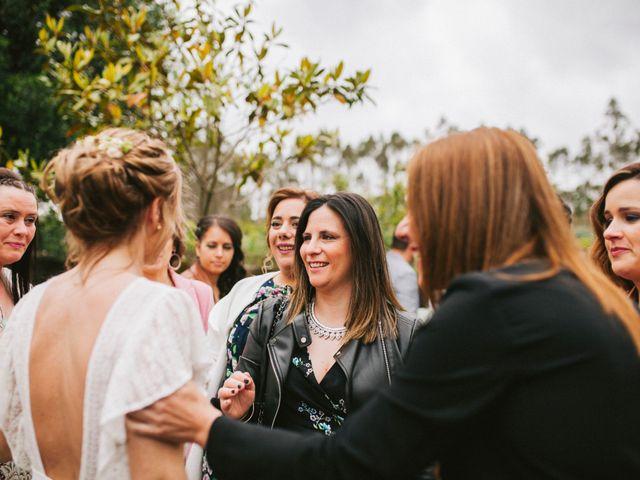 La boda de Fer y María en Ferrol, A Coruña 103