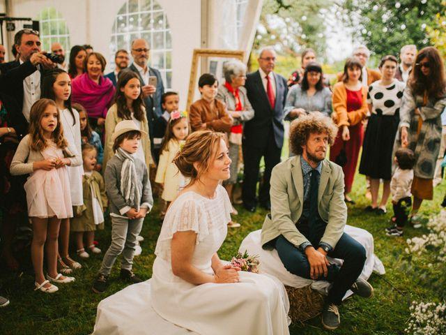 La boda de Fer y María en Ferrol, A Coruña 111