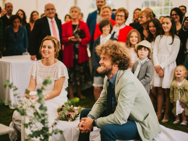 La boda de Fer y María en Ferrol, A Coruña 115