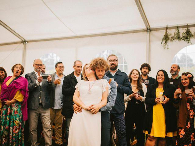 La boda de Fer y María en Ferrol, A Coruña 177