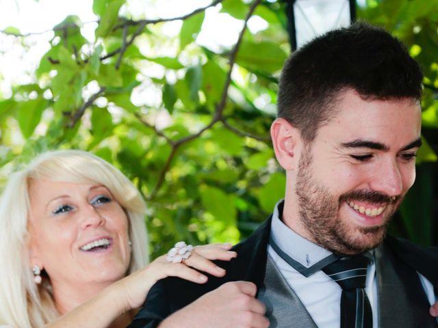 La boda de Ángel y Laura en Agullent, Valencia 5