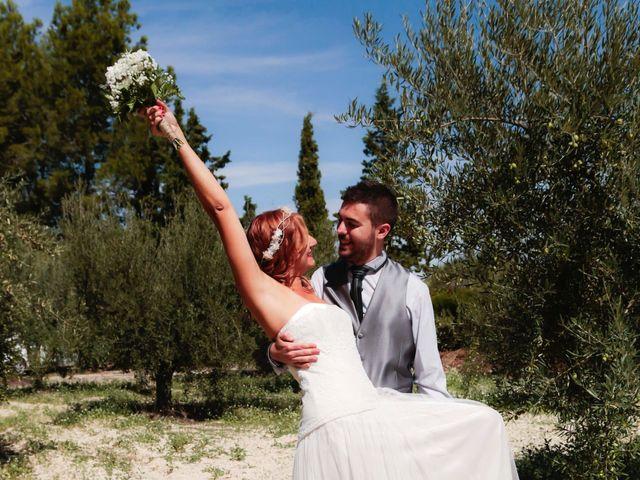 La boda de Ángel y Laura en Agullent, Valencia 11