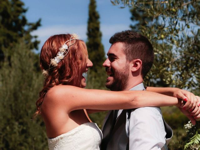 La boda de Ángel y Laura en Agullent, Valencia 12