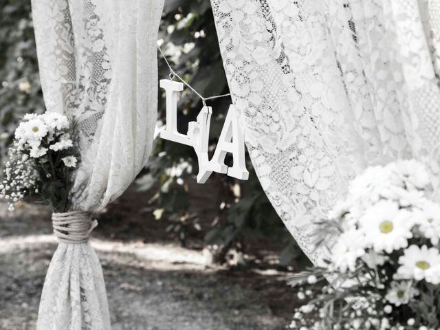 La boda de Ángel y Laura en Agullent, Valencia 13
