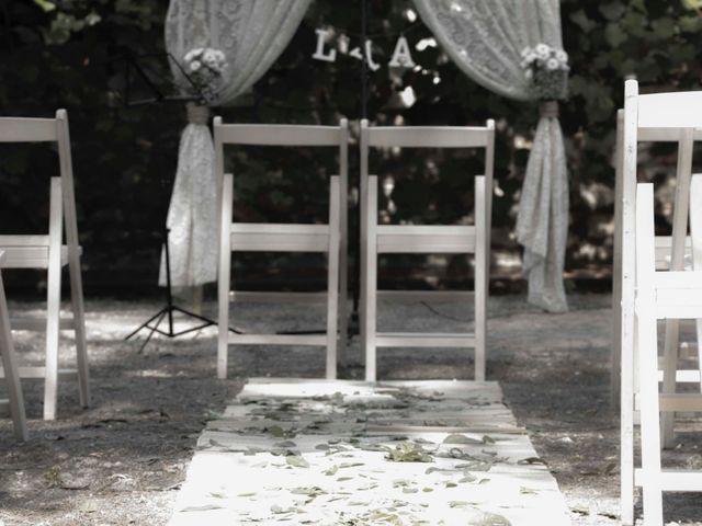 La boda de Ángel y Laura en Agullent, Valencia 15