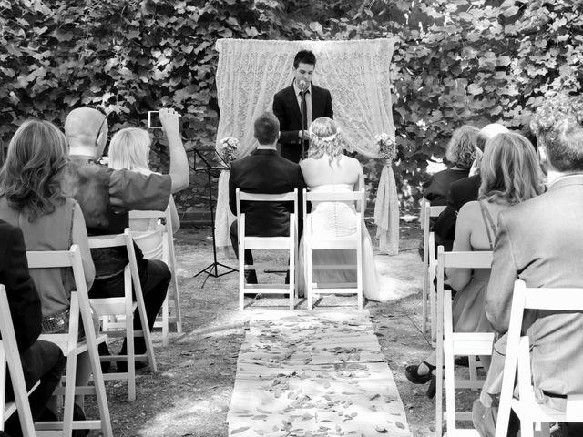La boda de Ángel y Laura en Agullent, Valencia 16