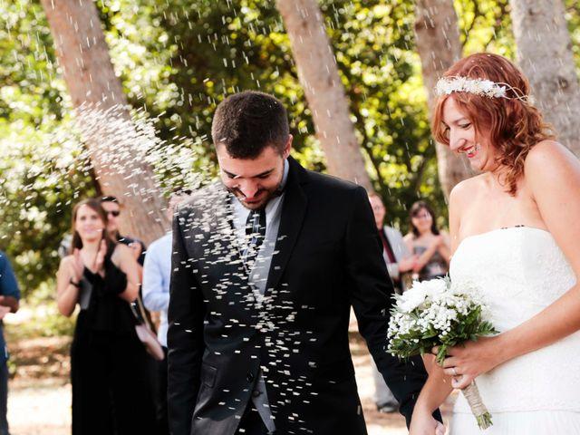 La boda de Ángel y Laura en Agullent, Valencia 19