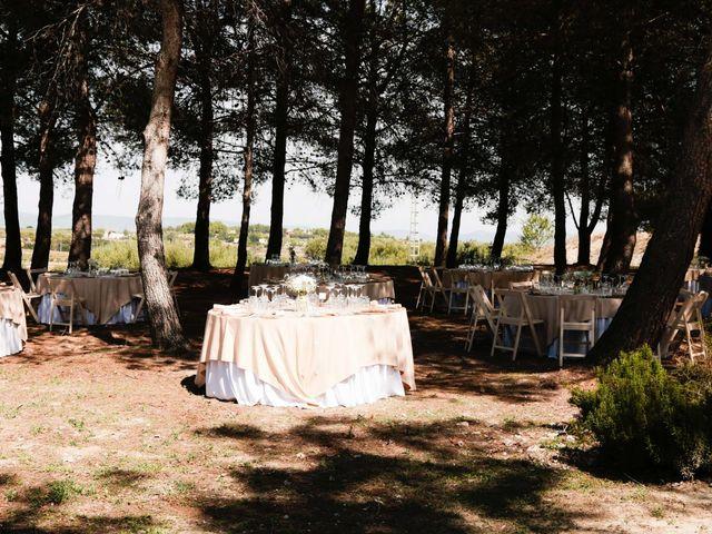 La boda de Ángel y Laura en Agullent, Valencia 21