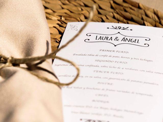 La boda de Ángel y Laura en Agullent, Valencia 23