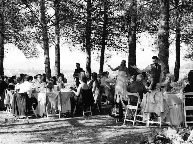 La boda de Ángel y Laura en Agullent, Valencia 24