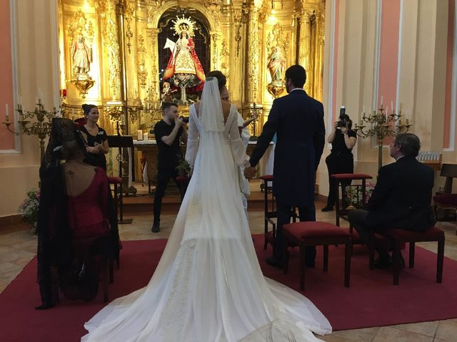 La boda de Brezo y Santiago