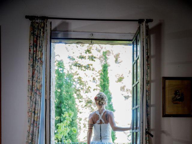 La boda de Debora y David en Sant Feliu De Codines, Barcelona 6