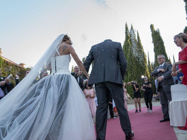La boda de Debora y David en Sant Feliu De Codines, Barcelona 8