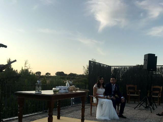 La boda de Irma y Juampe en Mérida, Badajoz 3