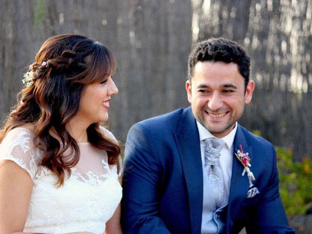 La boda de Juampe y Irma