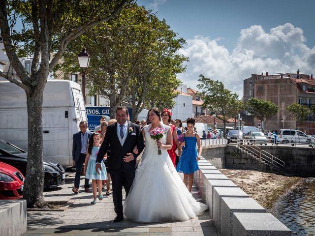 La boda de Marcos y Elena en Cambados, Pontevedra 16