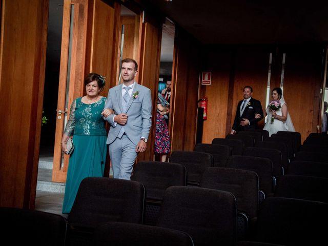 La boda de Marcos y Elena en Cambados, Pontevedra 19
