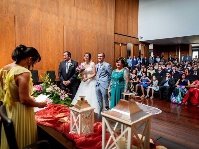 La boda de Marcos y Elena en Cambados, Pontevedra 23