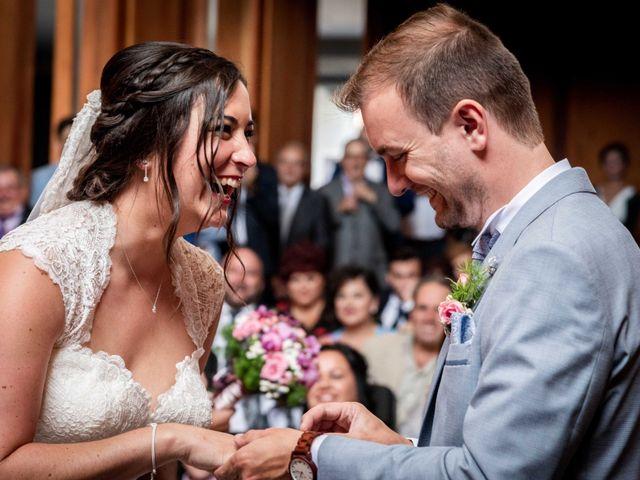 La boda de Marcos y Elena en Cambados, Pontevedra 25