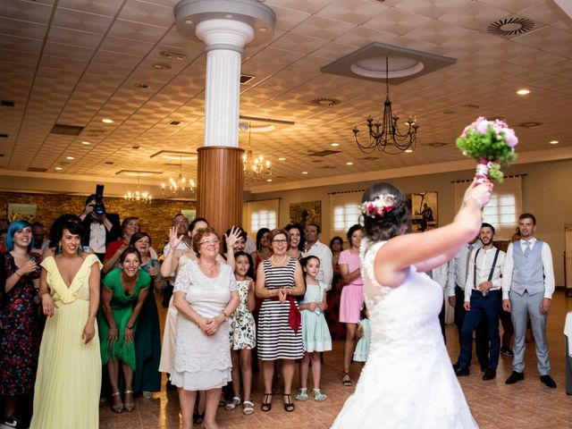 La boda de Marcos y Elena en Cambados, Pontevedra 37