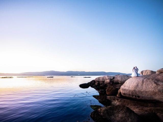 La boda de Marcos y Elena en Cambados, Pontevedra 48